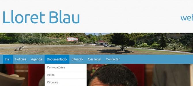 Nou disseny i funcionalitats al web