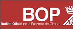 Boletín Oficial de la Provincia de Girona