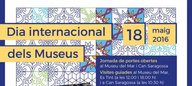 Día internacional de los Museos -Museu del Mar-
