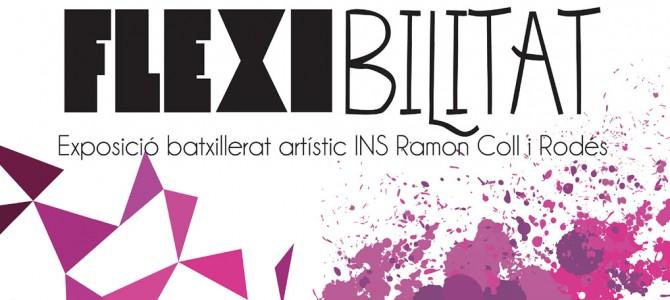 Flexibilitat, exposició batxillerat artístic
