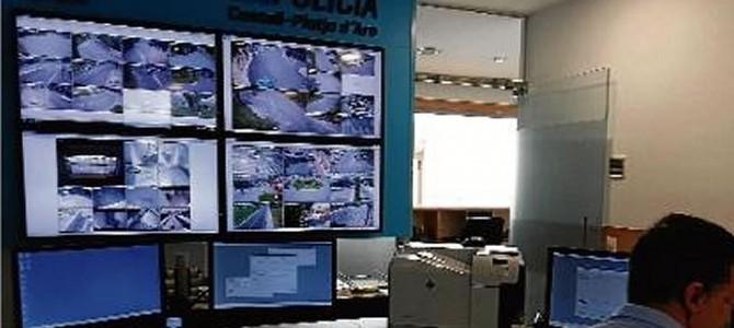 Càmeres «dissuasives i repressives»