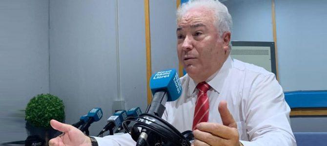 Recurs contenciós administratiu contra l'Ajuntament de Lloret